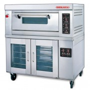 GAS BAKING OVEN + PROOFER