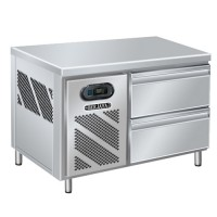 2 / 3 DECK DRAWER COUNTER CHILLER