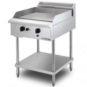 Stainless Steel Gas Griddle Free Standing (GG2BFS-17)