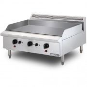 Stainless Steel Gas Griddle (GG3B-17)