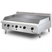 Stainless Steel Gas Griddle (GG4B-17)
