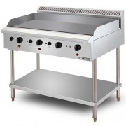 Stainless Steel Gas Griddle Free Standing (GG4BFS-17)
