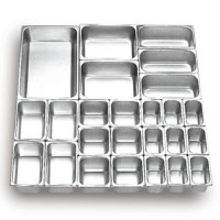 STAINLESS STEEL FOODPAN