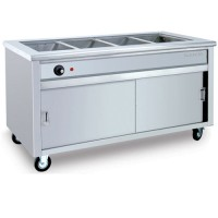 STAINLESS STEEL ELECTRICAL BAIN MARIE