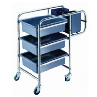 CUTLERY TROLLEY (KNOCK DOWN)