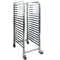 STAINLESS STEEL COOLING RACK - KNOCK DOWN